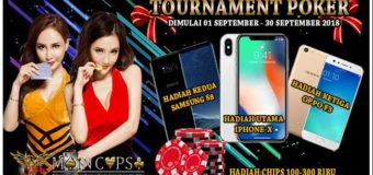TOURNAMENT POKER ONLINE INDONESIA