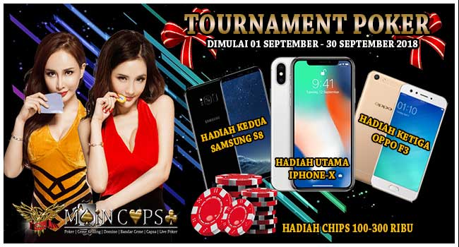 Tournament Poker 1 - TOURNAMENT POKER ONLINE INDONESIA